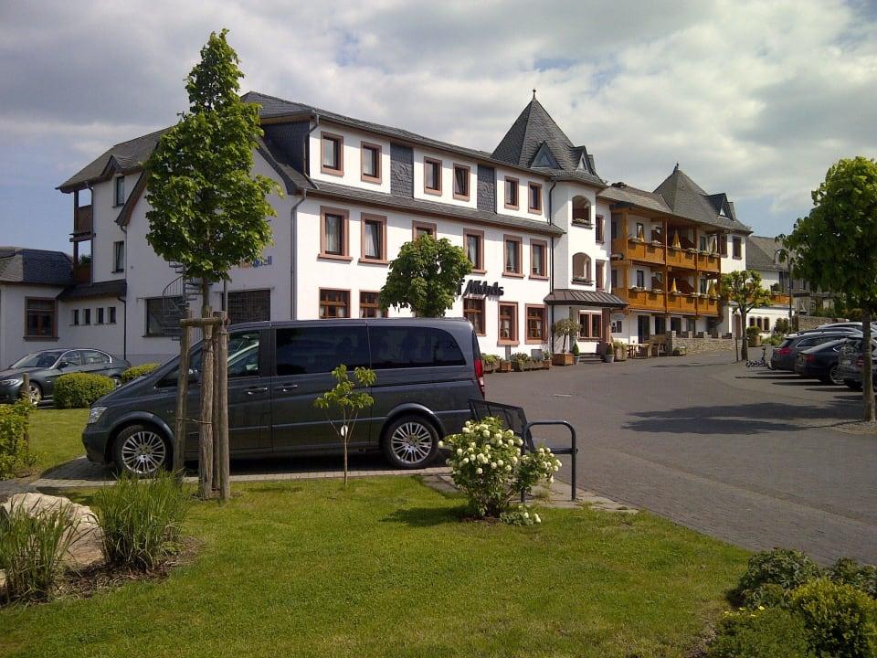 Strassenansicht MICHELS Wellness- & Wohlfühlhotel