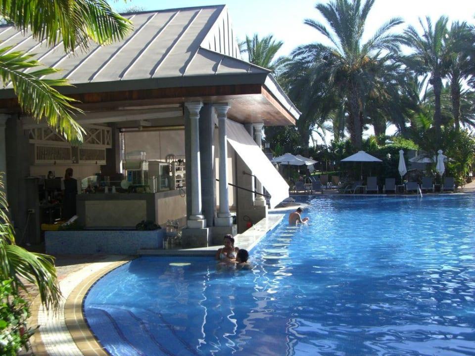 Poolbar Lopesan Costa Meloneras Resort, Spa & Casino