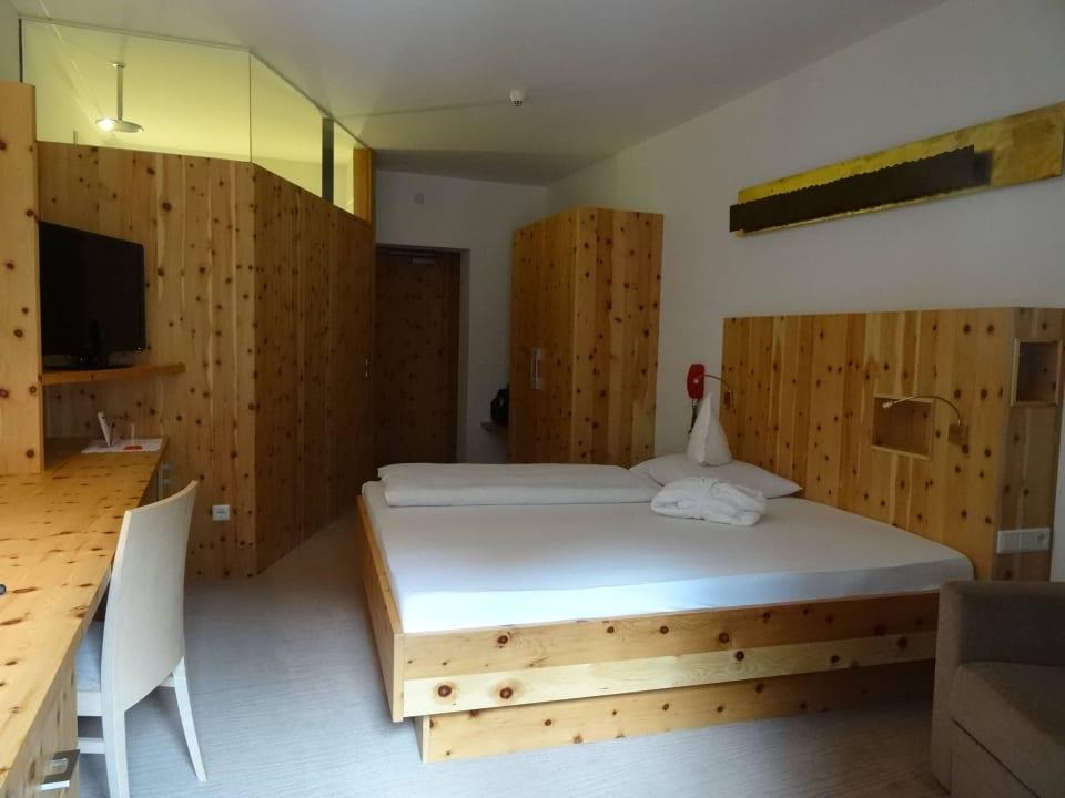 Zimmer in der 2. Etage Hotel Madatsch
