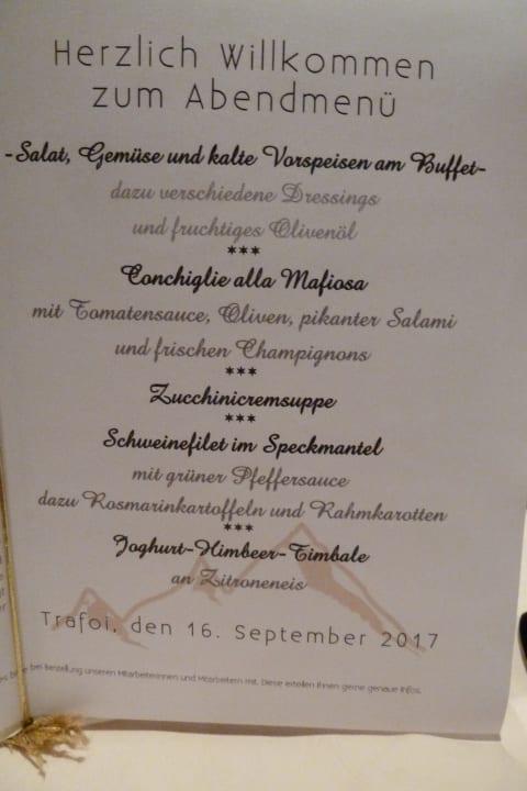 Restaurant Hotel Madatsch