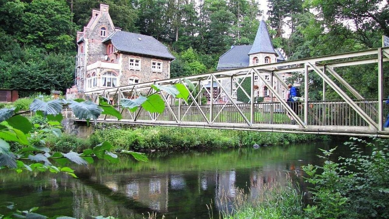 Hotel Bodeblick - Treseburg im Bodetal (Harz) Hotel Bodeblick