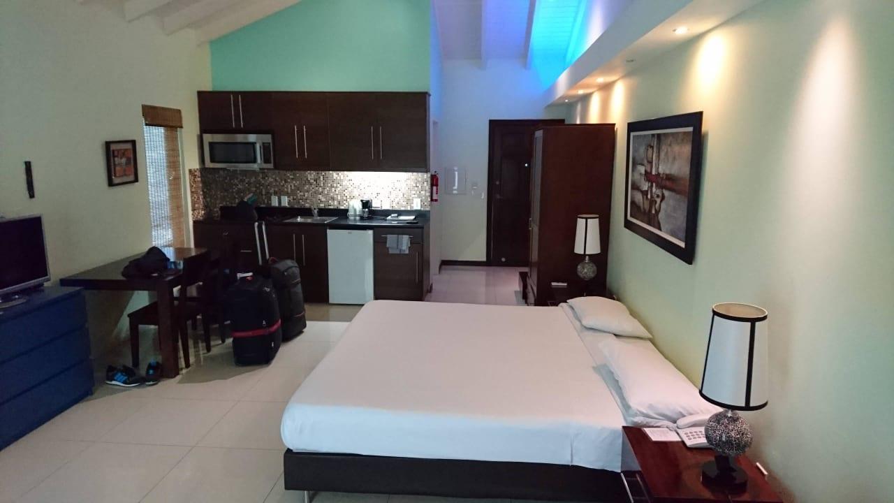 Studio mit Küche Travelodge Quints Curacao