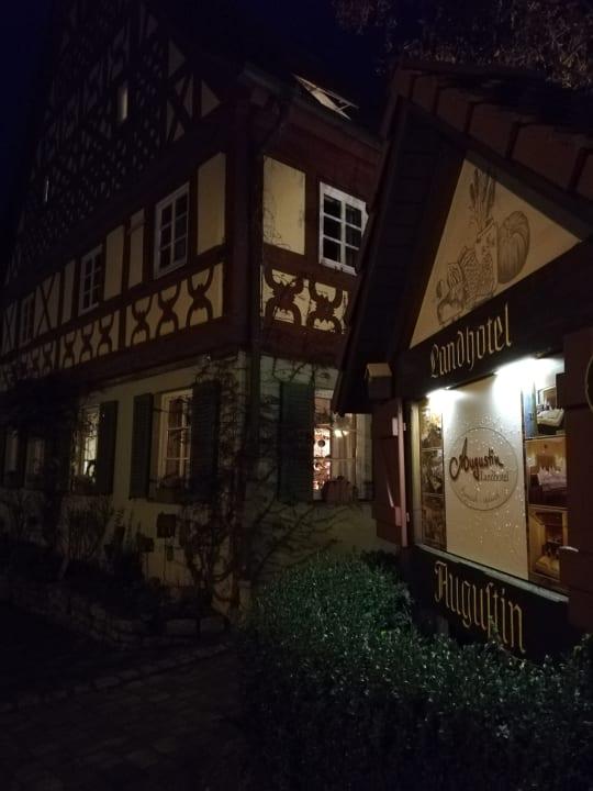 Außenansicht Landferienhotel Augustin