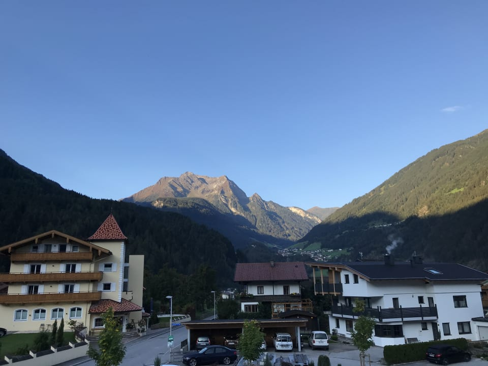 Ausblick Hotel Garni Glück Auf