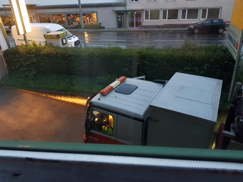 Ausblick JUFA Hotel Graz-Süd