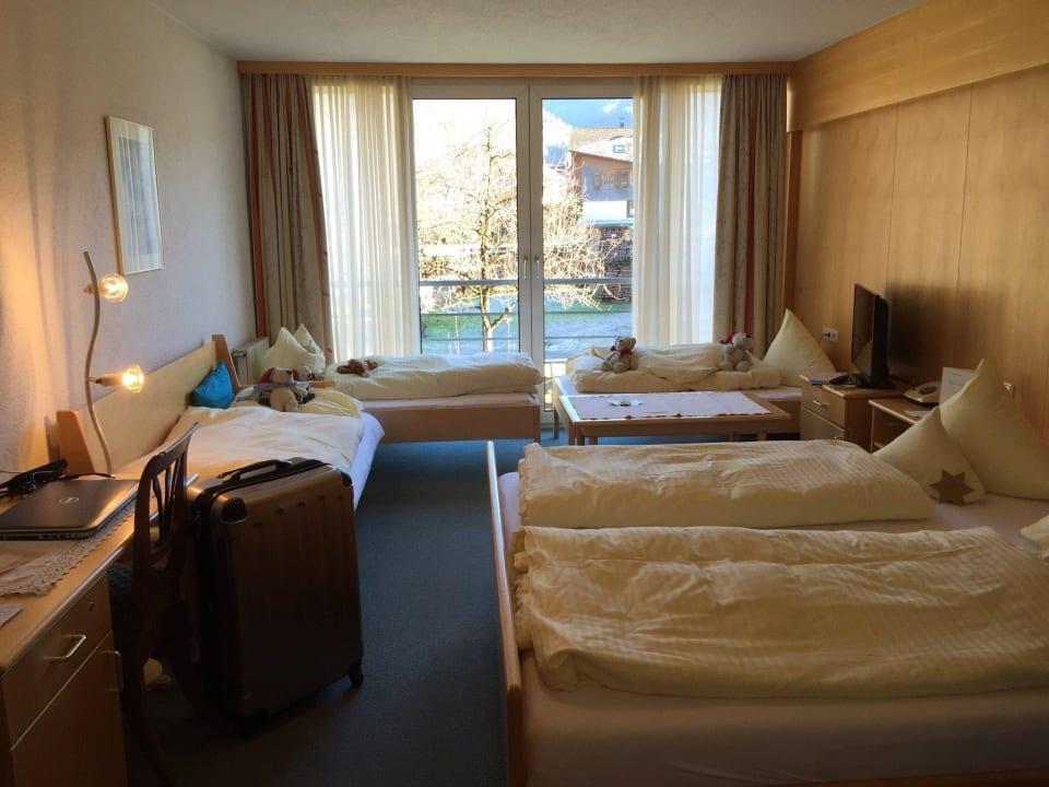 Zimmer im 4*Hotel Die Sonnigen