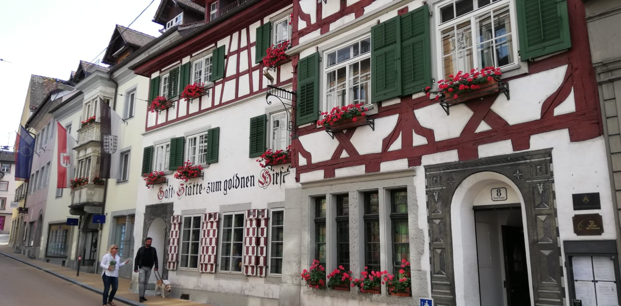 Außenansicht Grand Hotel Bregenz - Mgallery