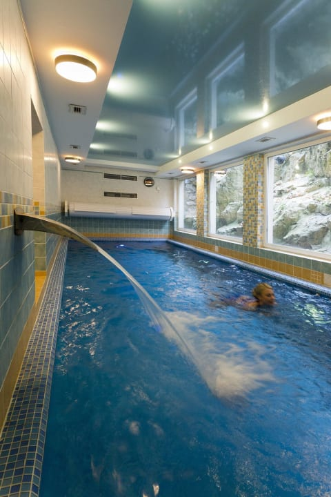 Swimming pool  Spa Hotel Schlosspark