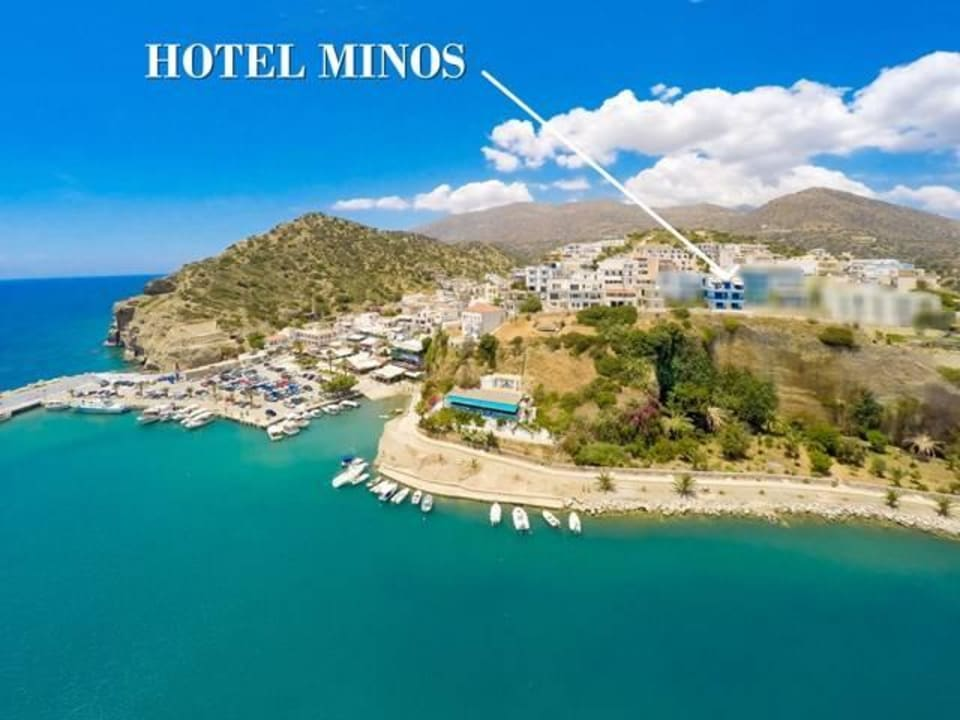 Panoramic View Hotel Minos