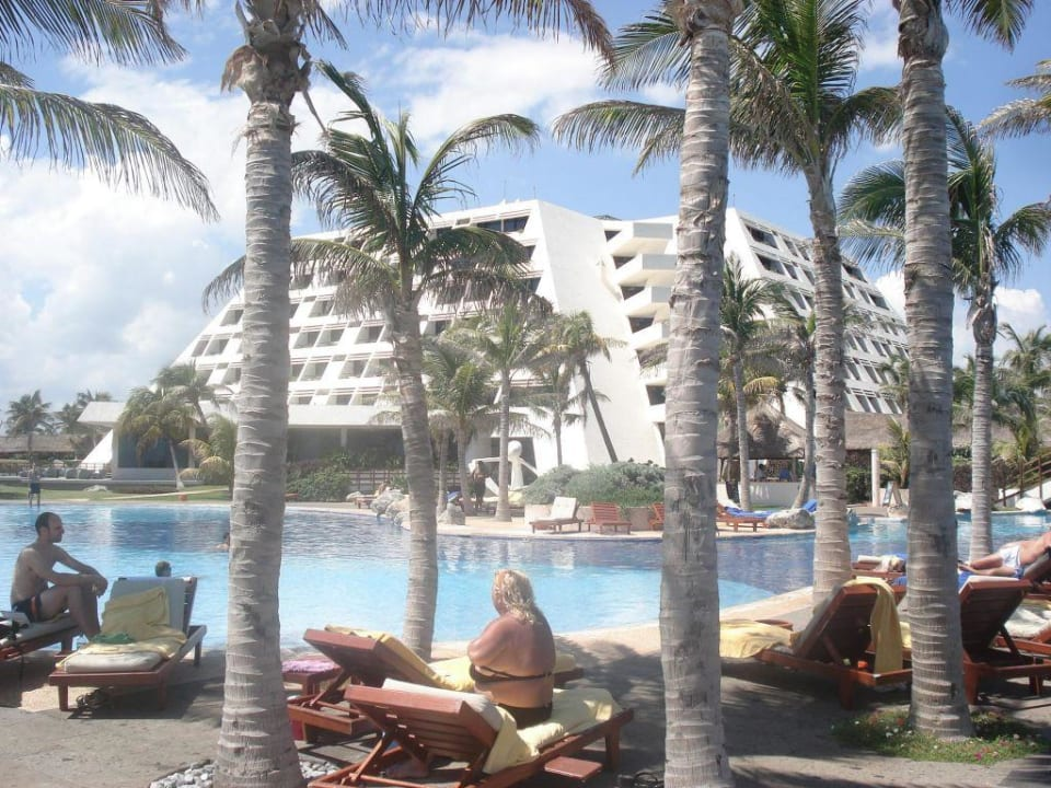 Hotelanlage Grand Oasis Cancun
