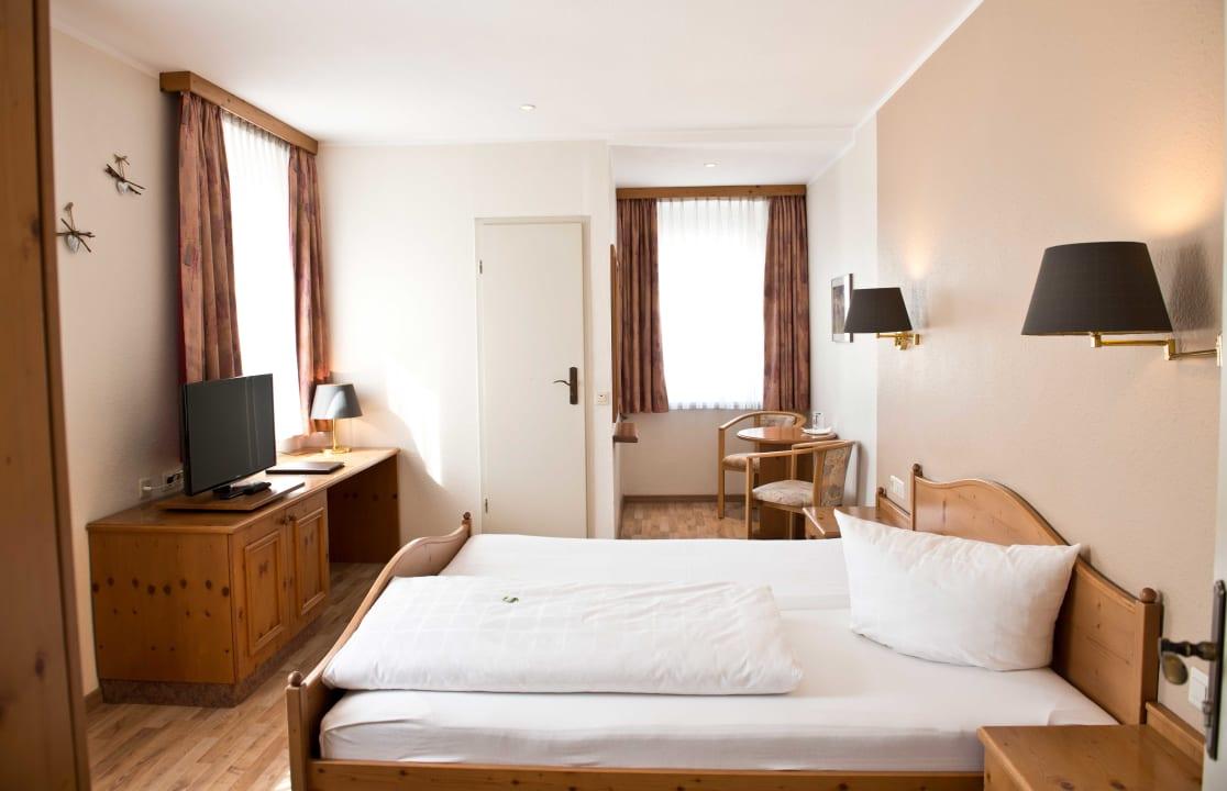 Zimmer Hotel Deutsches Haus / Anno 1898