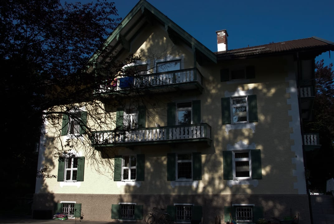 Seitenansicht Villa Adolphine