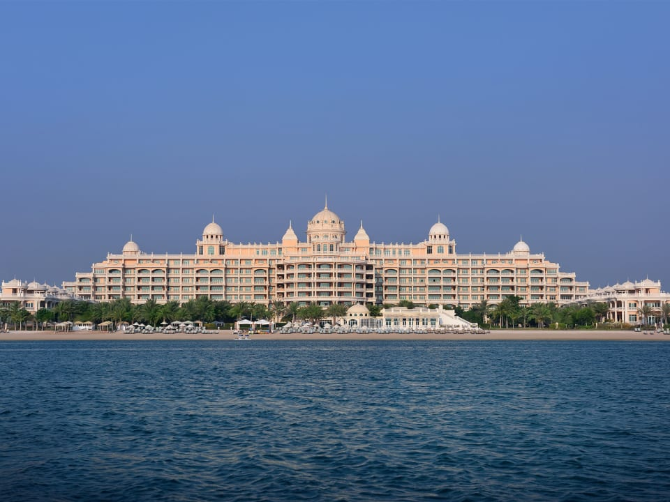 Außenansicht Kempinski Hotel & Residences Palm Jumeirah