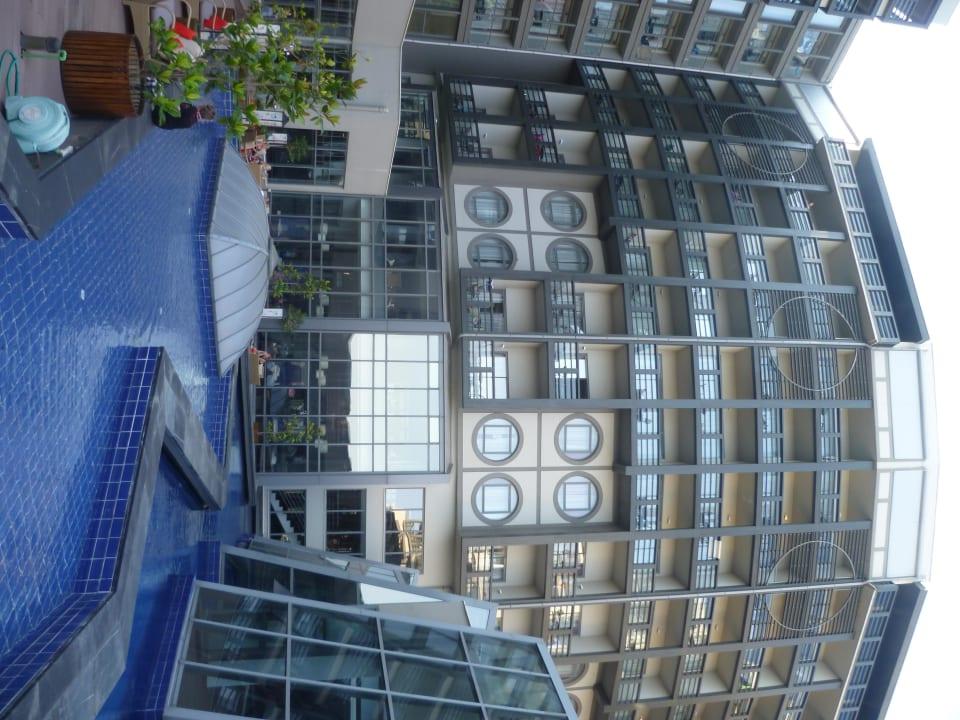 Außenbereich der Lobby Hotel Limak Lara de Luxe