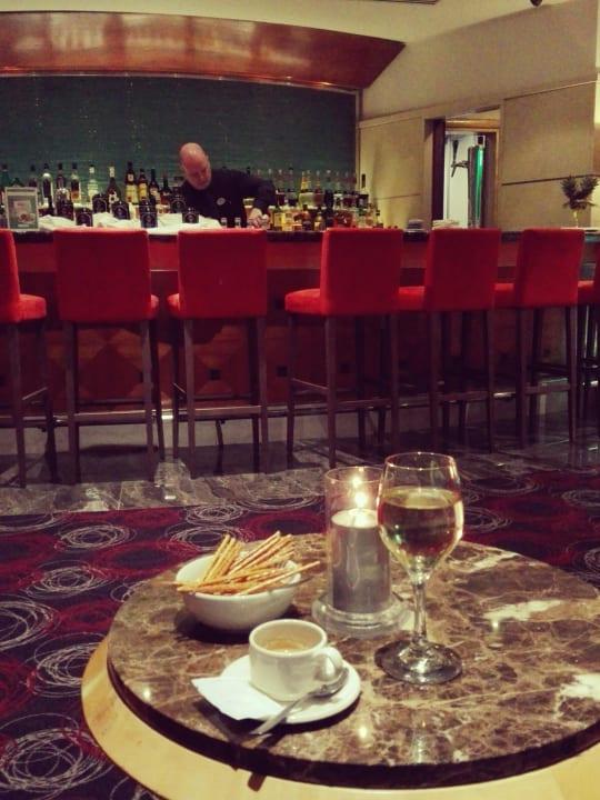 Gemütliche Lobbybar Maritim Antonine Hotel & Spa Malta