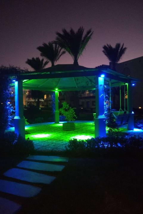 Gartenanlage SUNRISE Garden Beach Resort