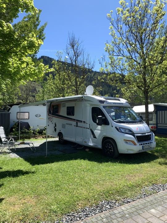 Außenansicht Camping Woferlgut