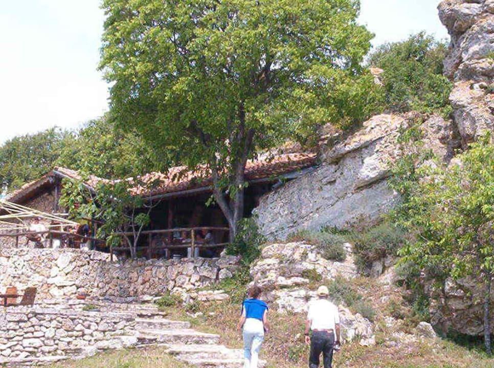 Grotten-Bar Hotel Russalka