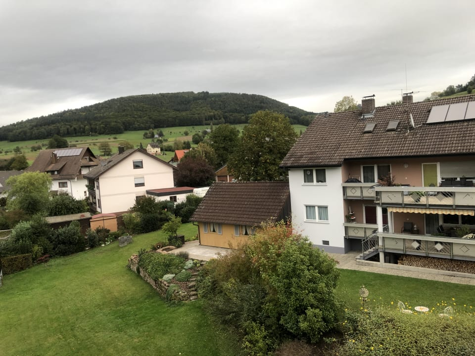 Gartenanlage Schmieders Hotel Ochsen