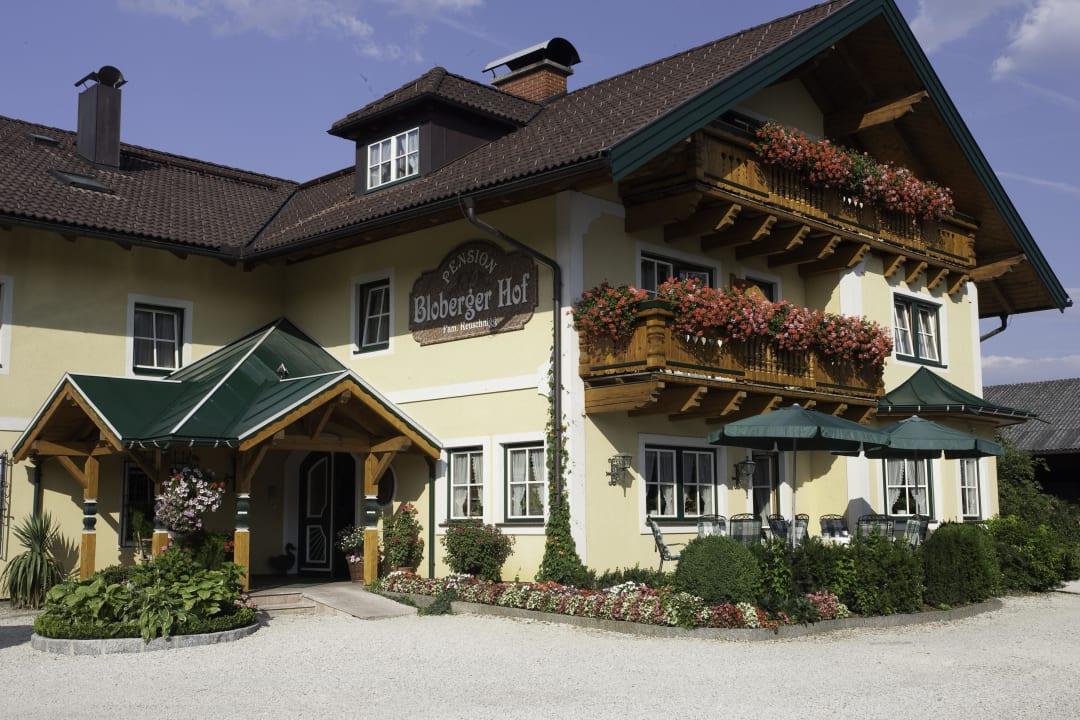 Hotel Außenansicht Hotel Bloberger Hof