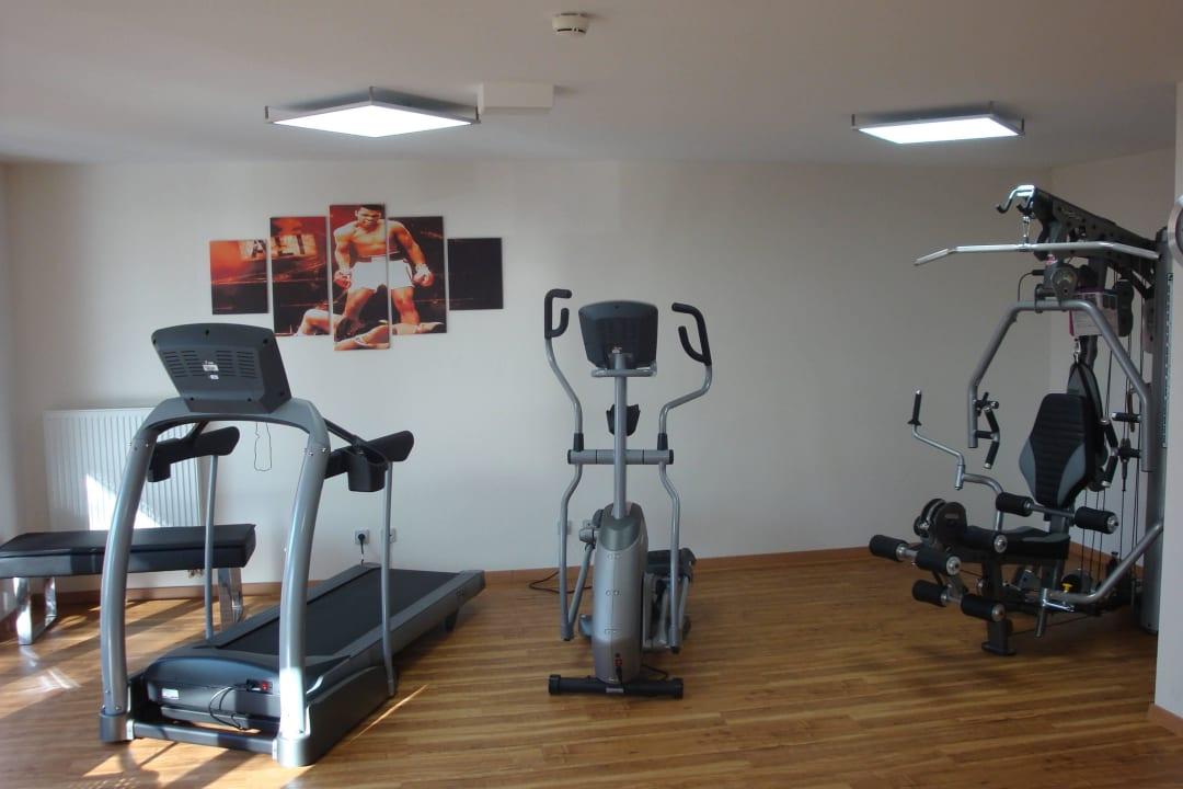 Fitnessraum  Hotel Zur Windmühle