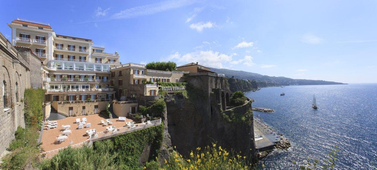 External view. Hotel Corallo Sorrento