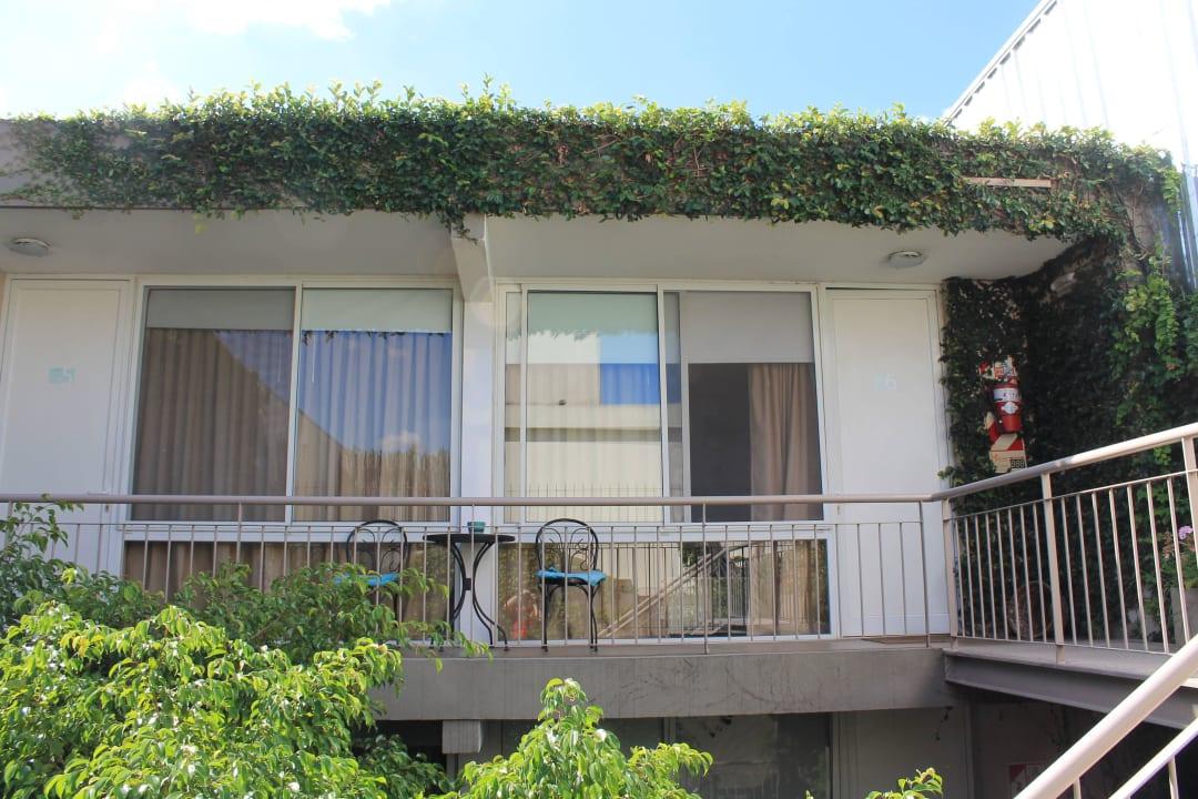 Studio von Außen Apartments Soho Point