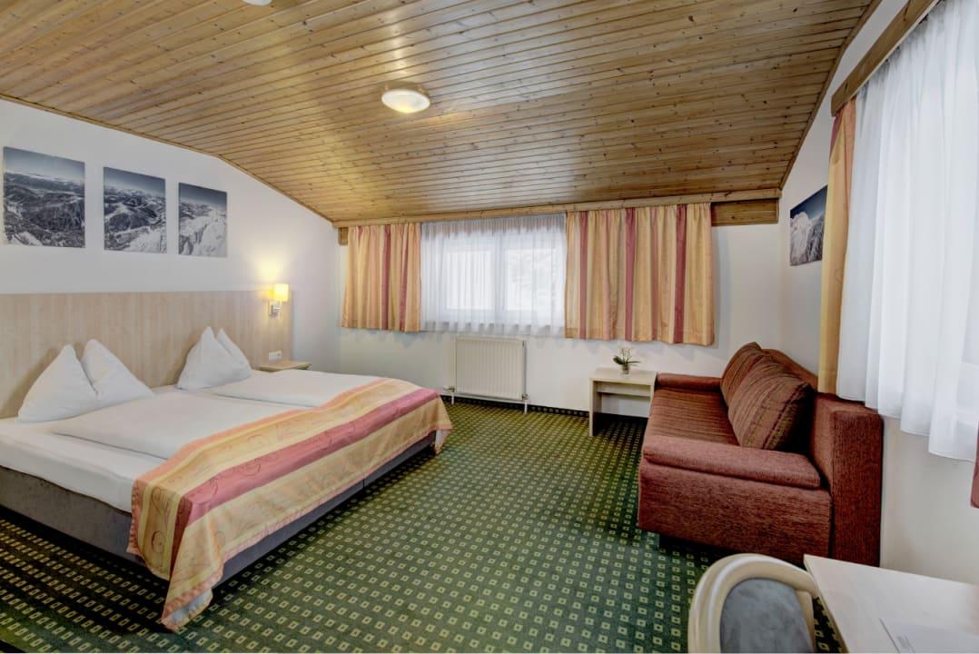 Zimmer Hotel-Restaurant Bike&Snow Lederer