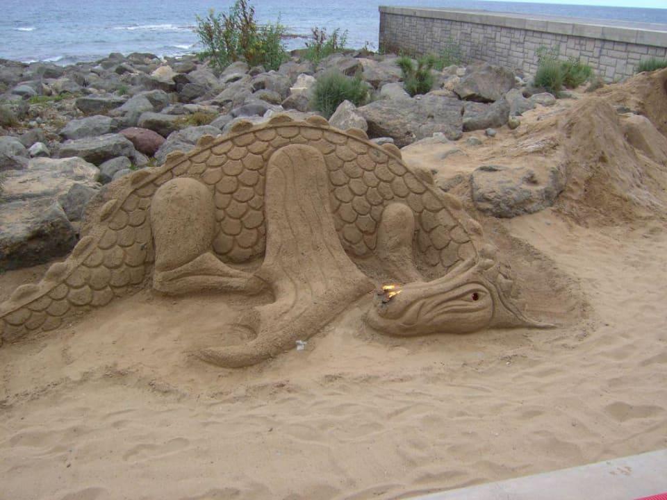 Strand-Kunst Lopesan Costa Meloneras Resort, Spa & Casino