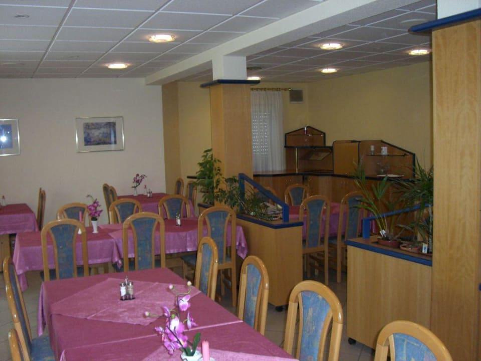 Innenansicht Restaurant Hotel & Restaurant 2tHEIMAT