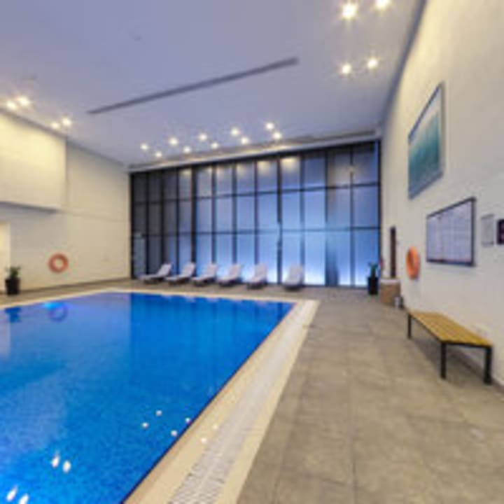 Pool Ramada Hotel & Suites by Wyndham Ajman