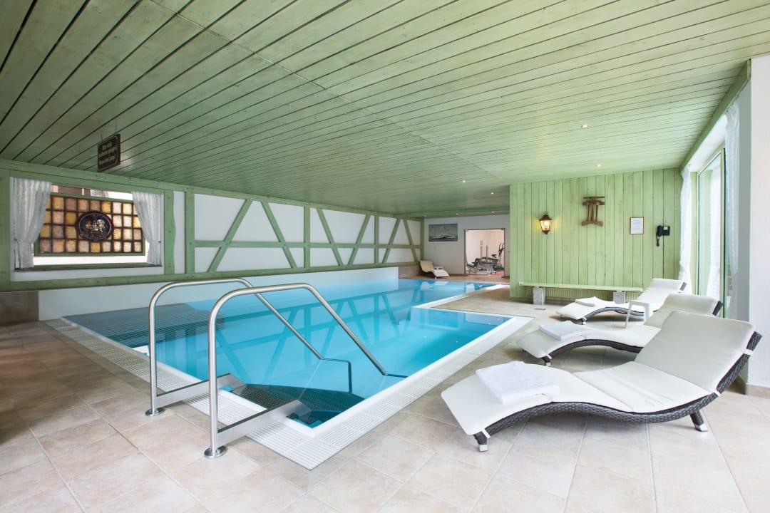 Schwimmbad Reindls Partenkirchner Hof