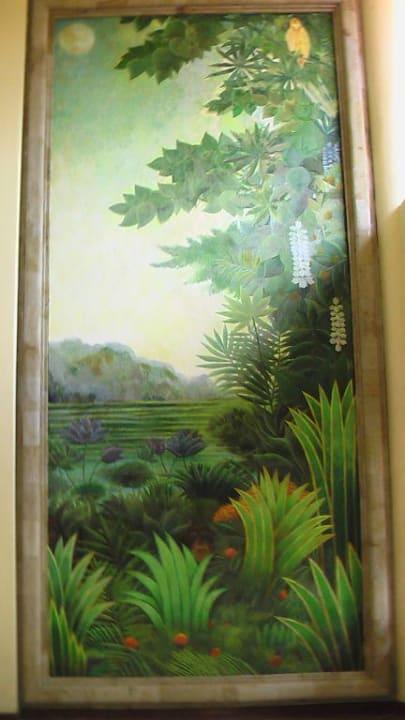 Bild im Foyer Camakila Tanjung Benoa (geschlossen)