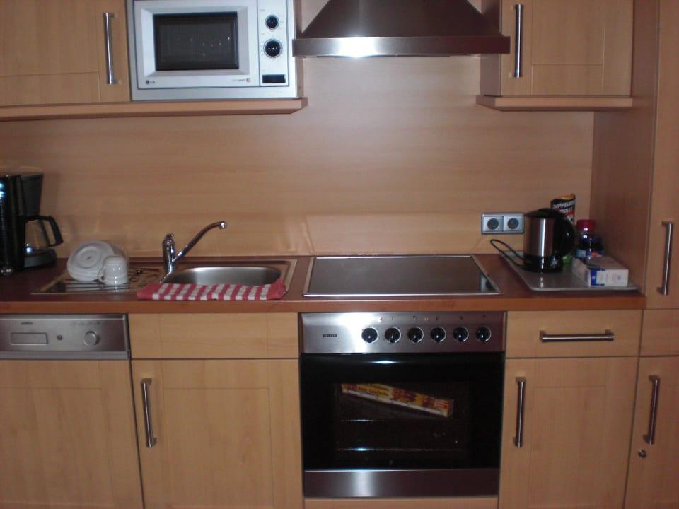 Küche Landhaus Bergkrone