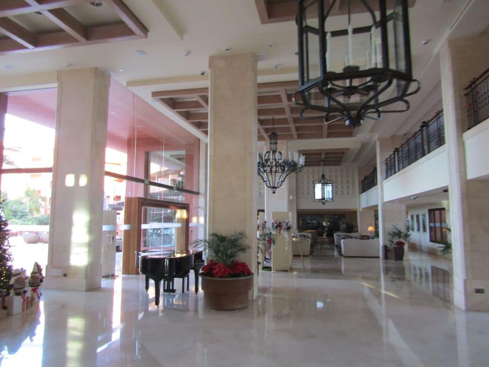 Lobby Sheraton La Caleta Resort & Spa