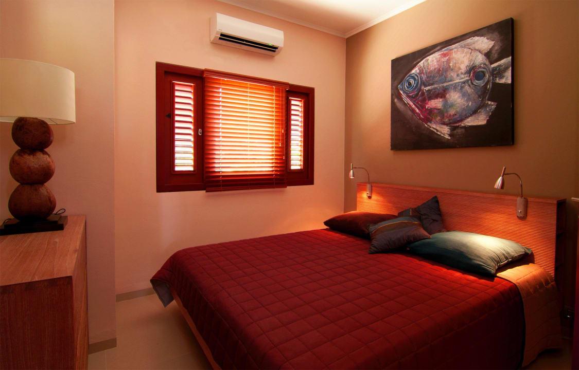 Bedroom La Maya Beach Curacao Resort