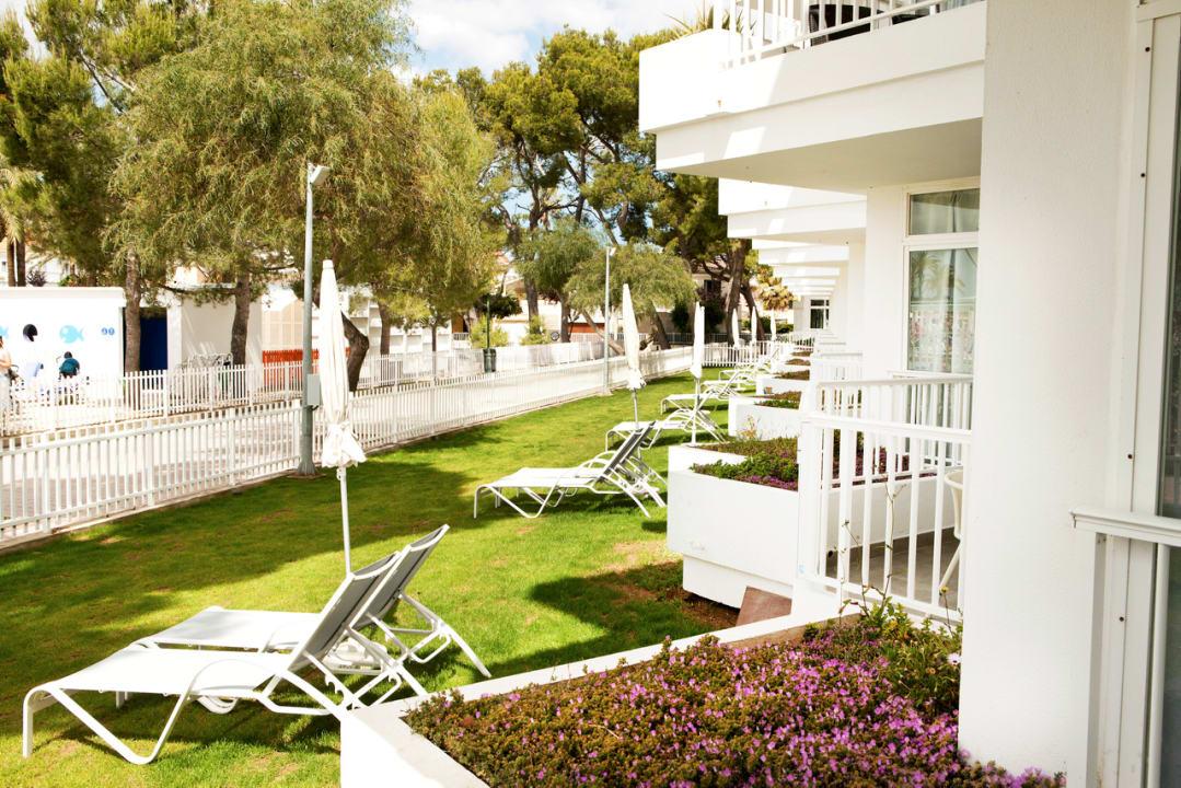 Garten Sunwing Alcudia Beach