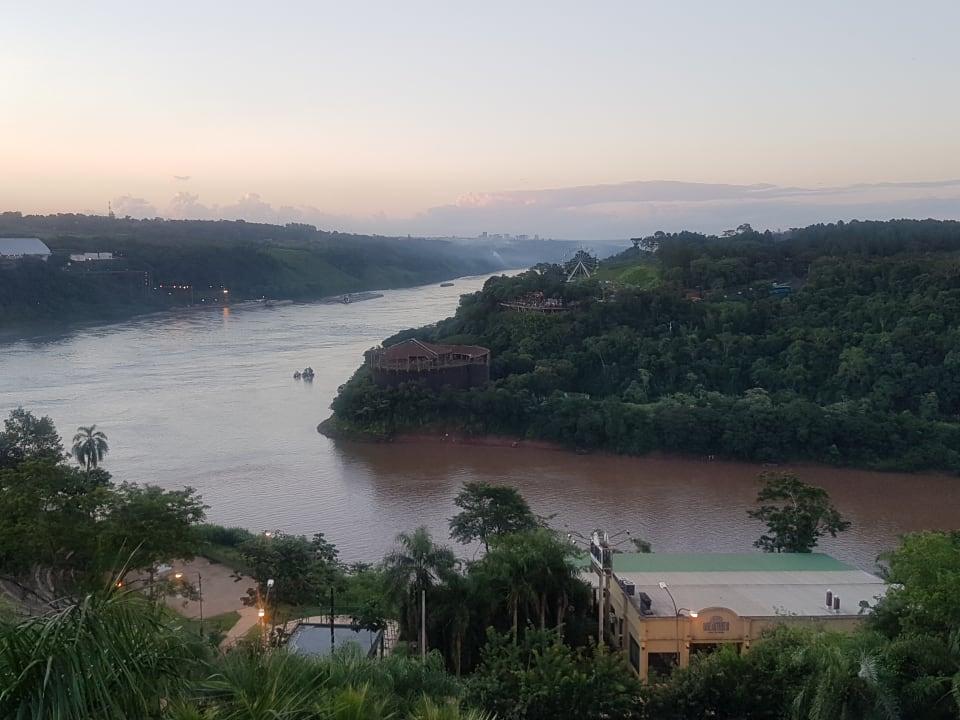 Ausblick Hotel Amerian Portal Del Iguazu