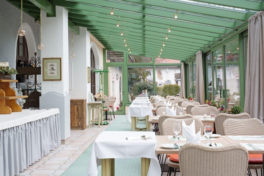 Brasserie & Frühstücksraum Reindls Partenkirchner Hof