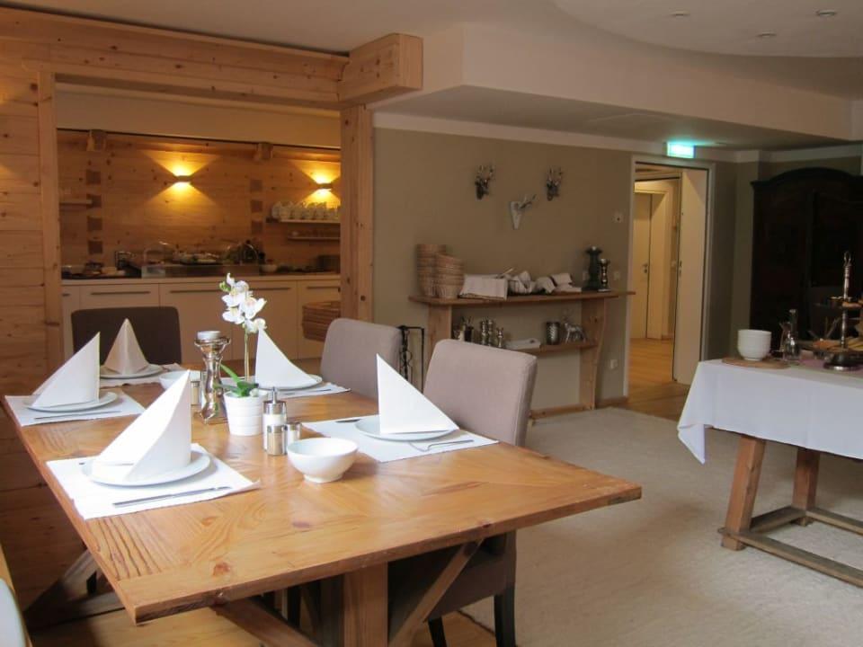 Restaurant Hotel Garni Chiemsee Pension Seebruck