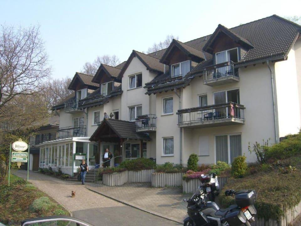 Blick auf das Hotel Hotel & Restaurant 2tHEIMAT