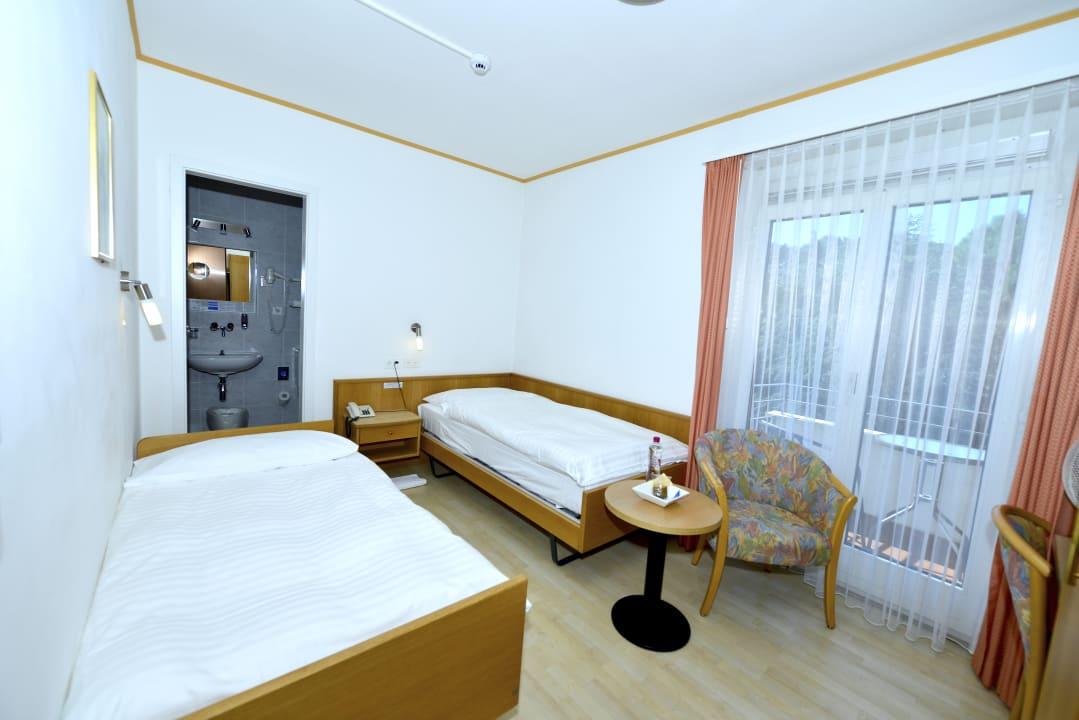 Zimmer Hotel Luna