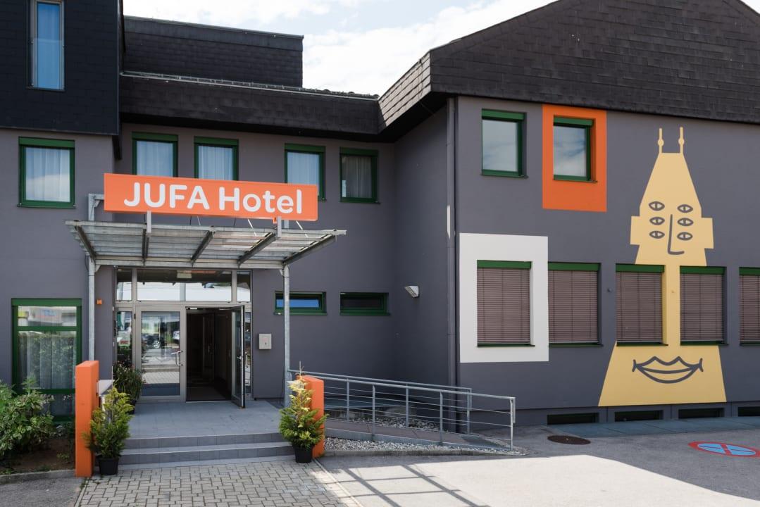 Außenansicht JUFA Hotel Graz-Süd