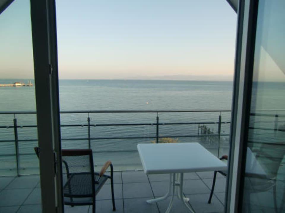 Balkon See genießen - Haus Seeblick