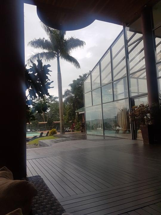 Pool Hotel Amerian Portal Del Iguazu