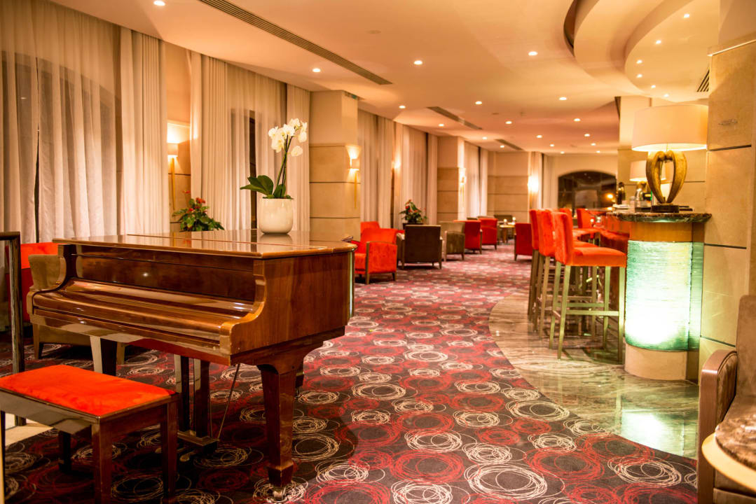 Le Mirage Bar Maritim Antonine Hotel & Spa Malta