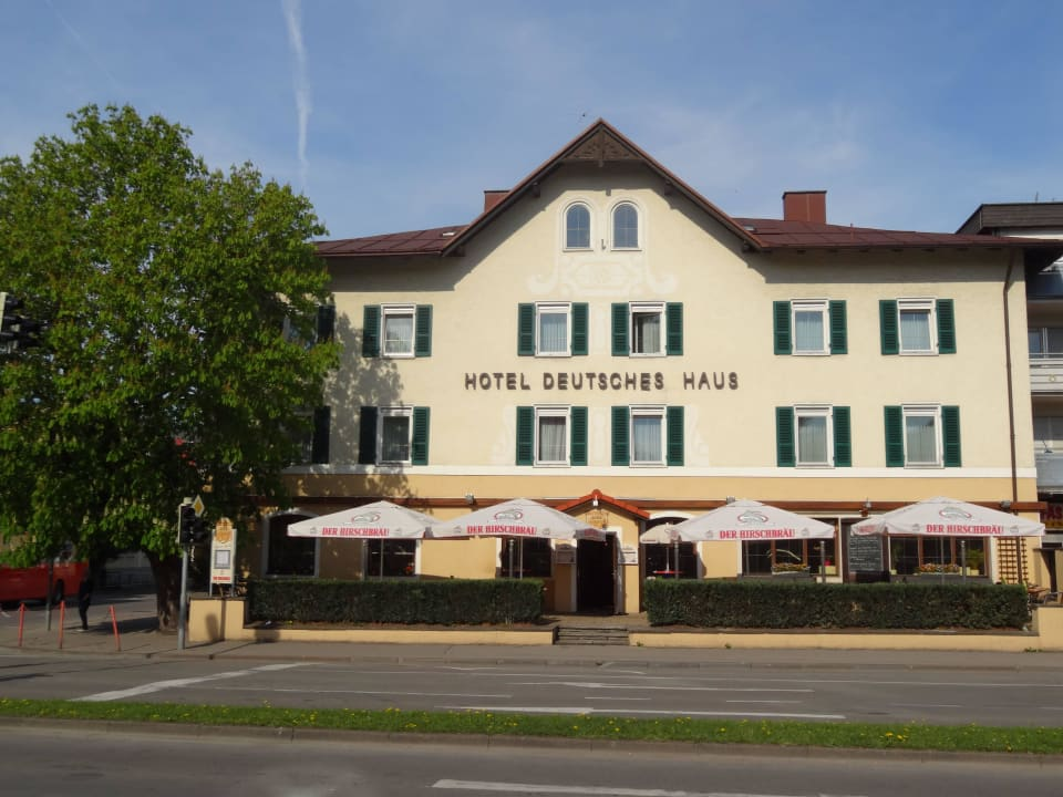 Neu Hotel Deutsches Haus / Anno 1898