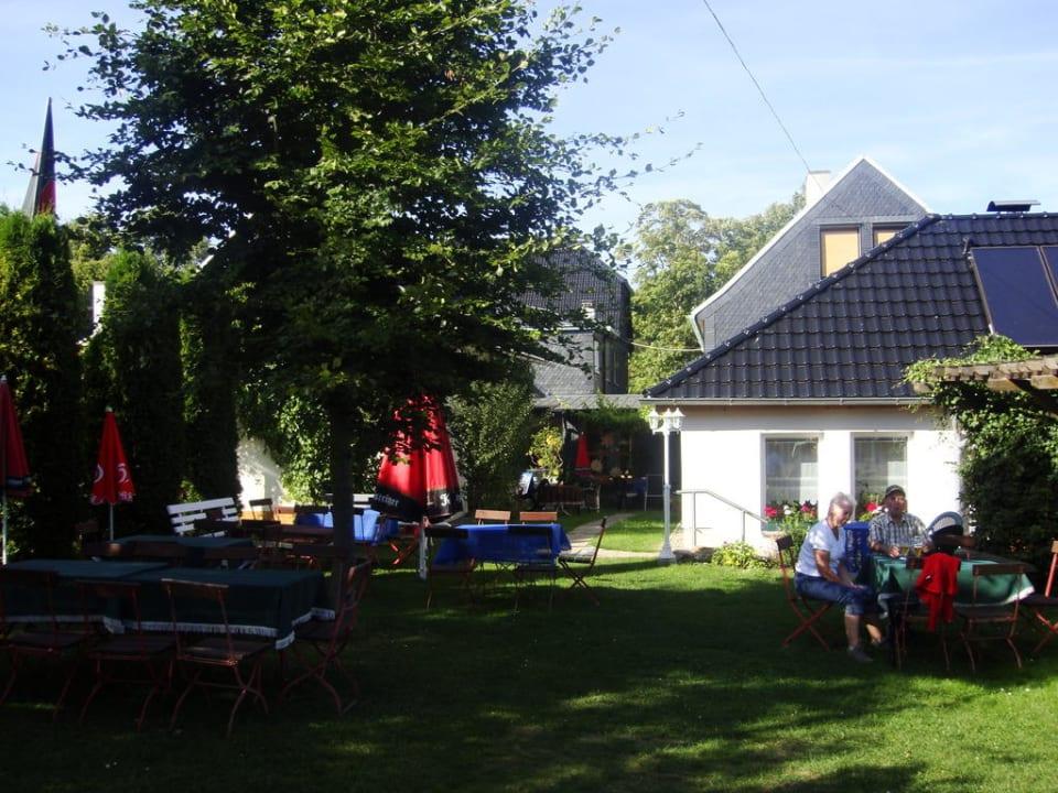 Biergarten Landgasthof Kemter