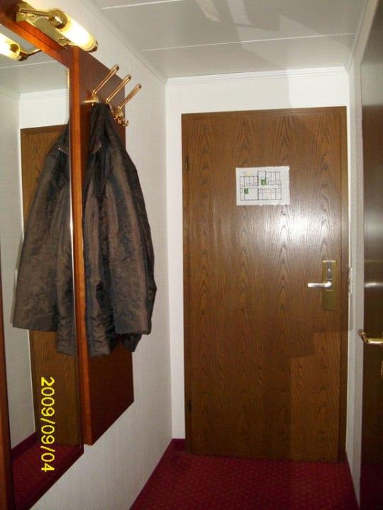 Flur Hotel Nothnagel