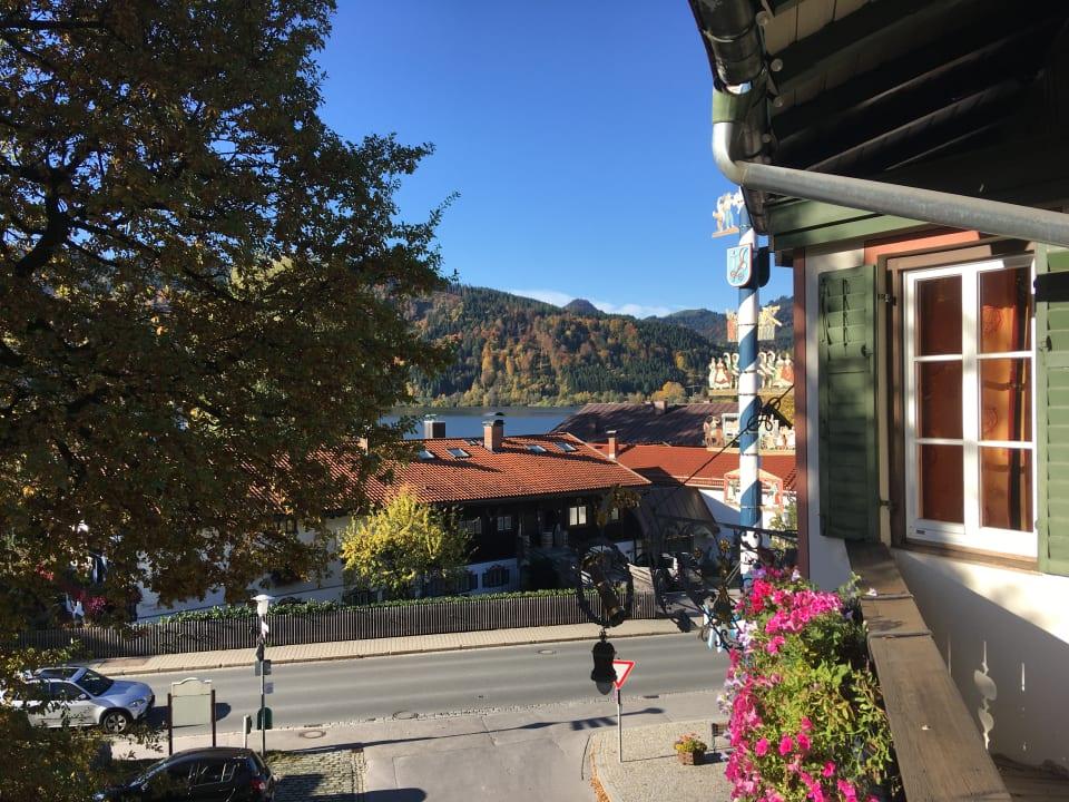 Ausblick Hotel Gasthof Terofal